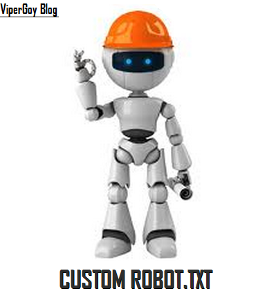 Panduan Cara Memasang, Mengaktifkan Kode Custom Robot.txt Di Blog Dengan Benar, Baik, Bagus yang Seo Friendly