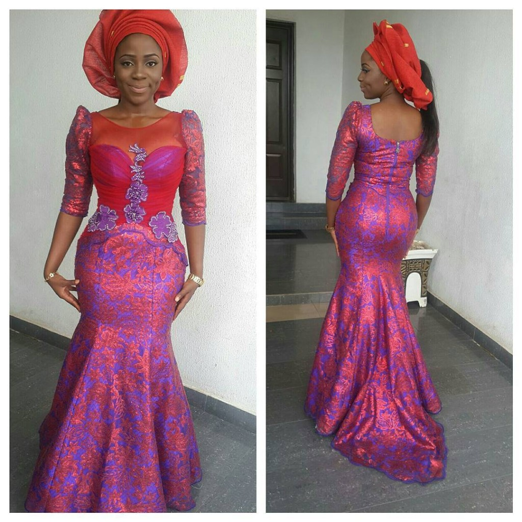 Creative Ankara Gown Design Dezango Fashion Zone