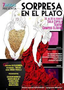 Cúpula Teatro Campos: SORPRESA EN EL PLATÓ
