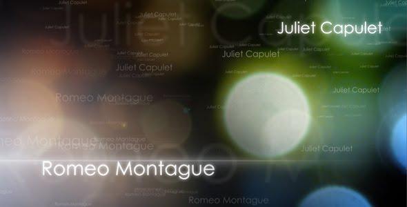 VideoHive Romeo & Juliet