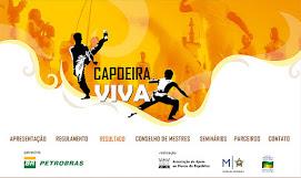 Homenagem - Prêmio Capoeira Viva