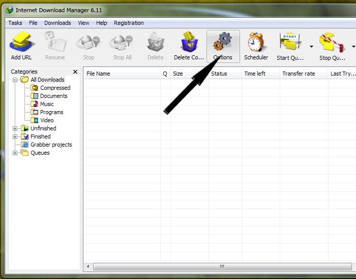 Скачать на телефон Загрузки - скачать файл Internet Download Manager.exe За