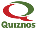 Logo of Quiznos, franchise based fast food restaurant chain