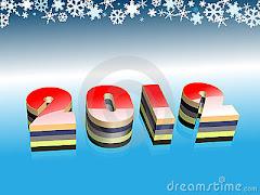 Nieuw jaar 2012