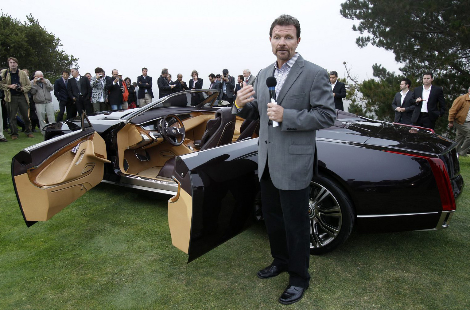 Cadillac 4 Door Convertible Concept 4-door Convertible Concept