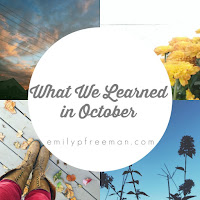 http://emilypfreeman.com/learned-october/