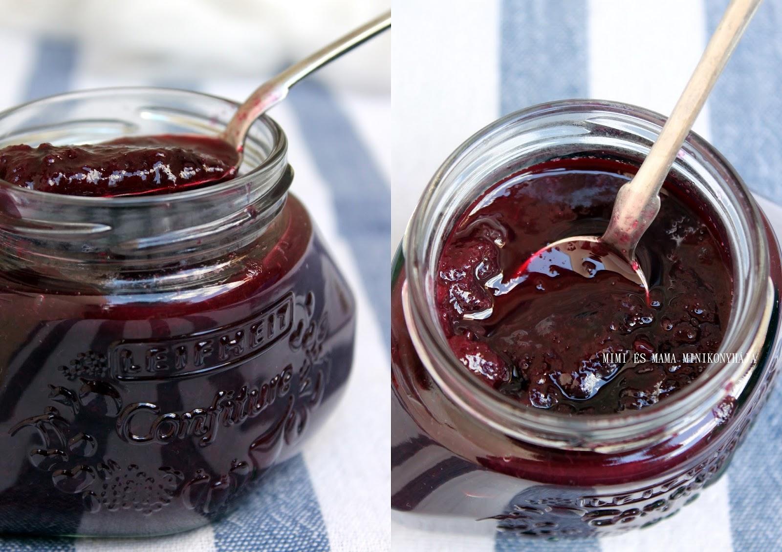 Feketeszőlő-lekvár