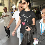 Katrina Kaif Gorgeous Without Makeup At The Chhatrapati Shivaji International Airport, Mumbai
