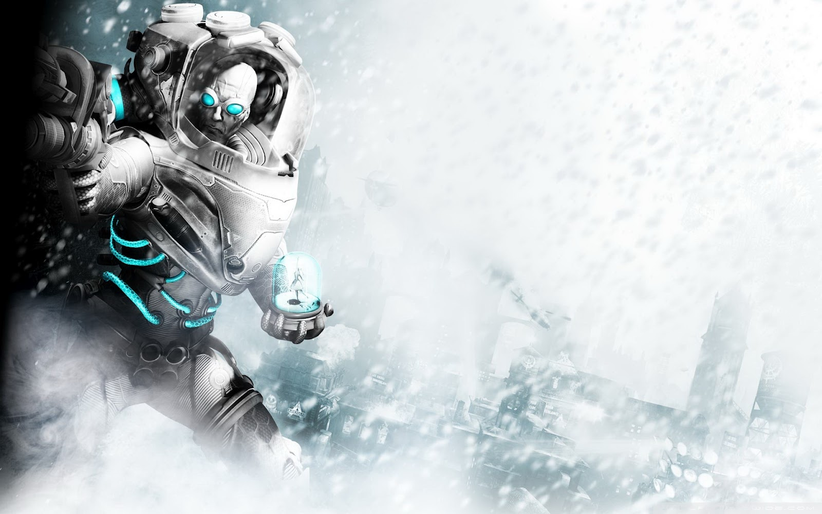 Mr freeze arkham city wallpaper