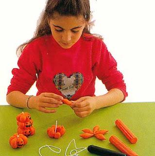 Tout Pour Les Enfants Nutrition Activit S Sorties Fabriquer Des Bougies Maison