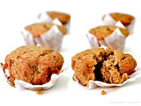 tahini muffins double My Recipes