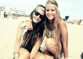 Tu mejor amiga, siempre saca tu mejor sonrisa