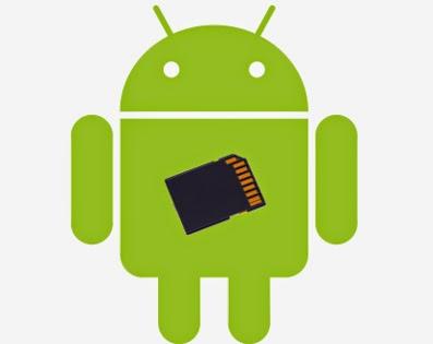 Ruang Penyimpanan Pada Android