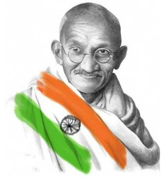 Mahatma+Gandhi+India.jpg (335×367)