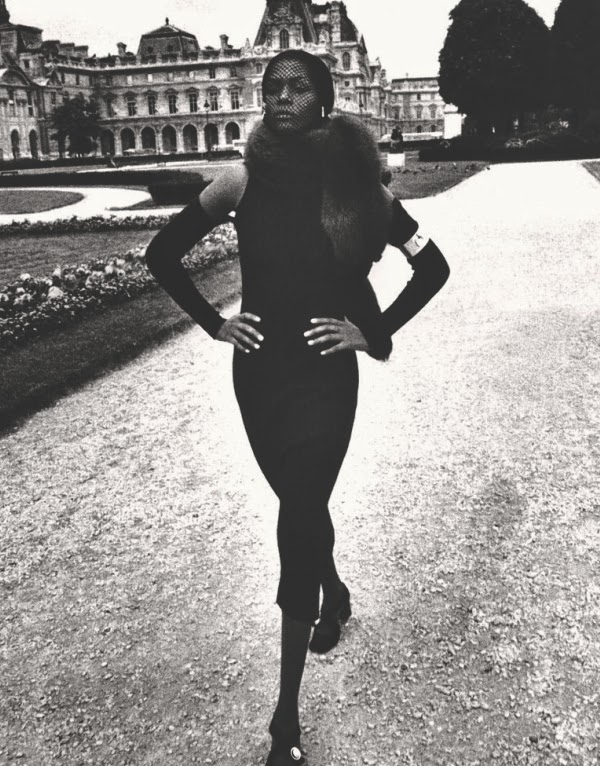 {arts & culture | photographer : helmut newton}