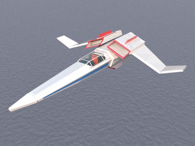 Ranger 2 Interceptor v0.25 por ego-trippin