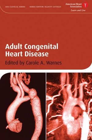 Warnes, Bệnh tim bẩm sinh ở người lớn