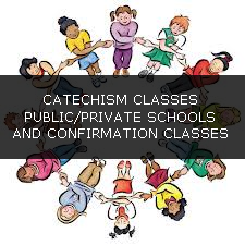 CATECHISM CLASSES