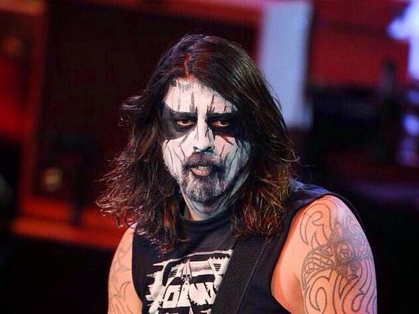 foo fighters - dave grohl - halloween 2014 3