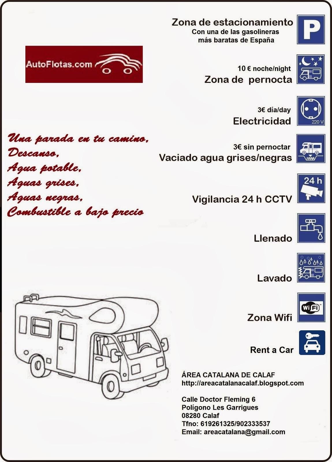 ÁREA DE LA RED MONOGESTIÓN EN CALAF (BARCELONA)