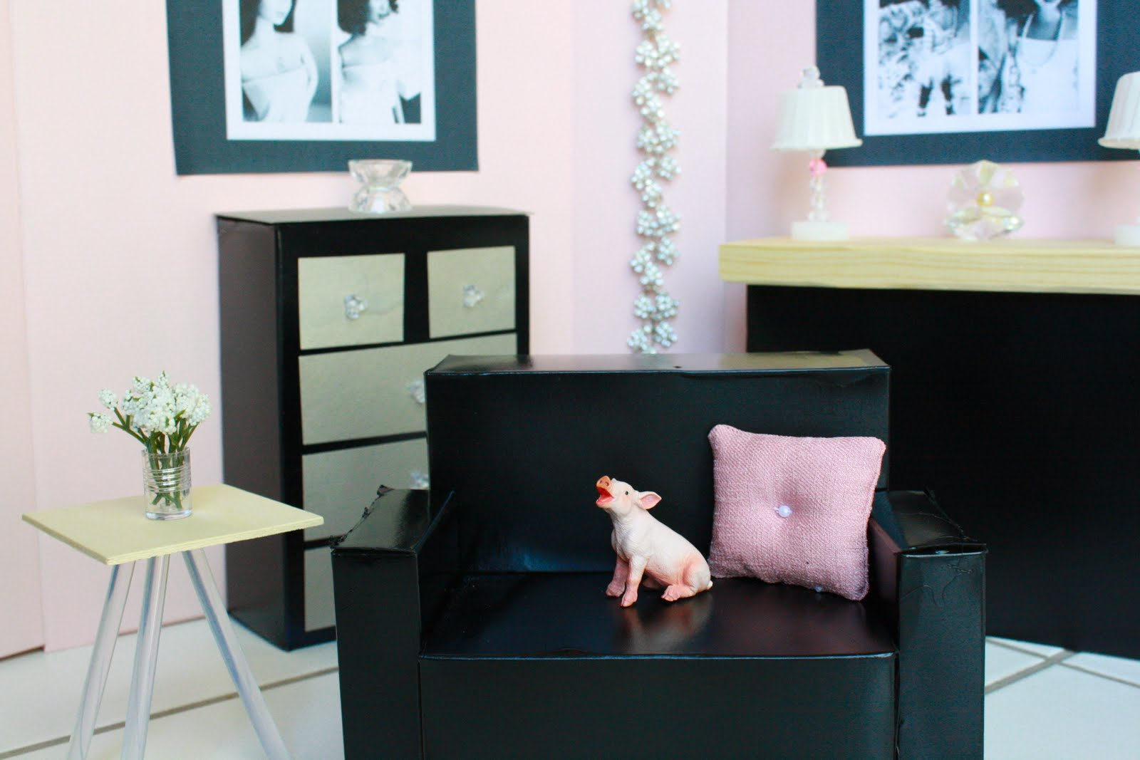 Recycled Dollhouse Projects Part 38