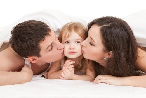 الأمومة و الأبوة تخفضان الضغط الدموي