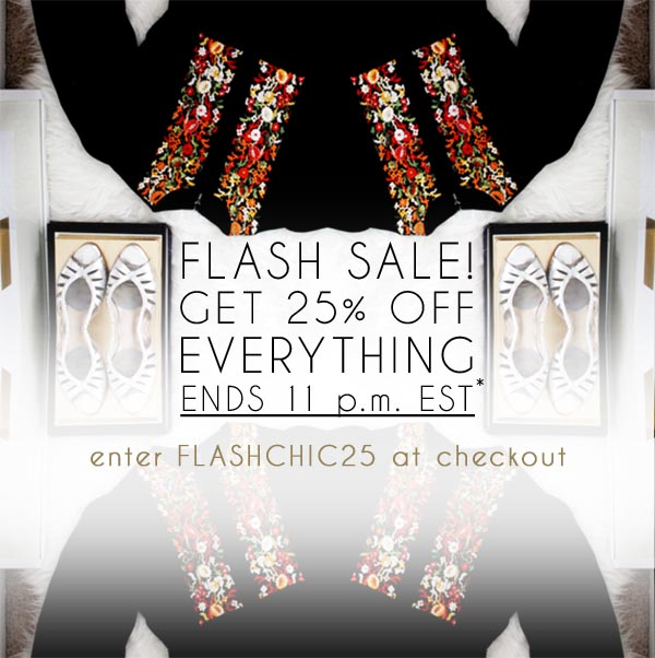 Flash Sale on today