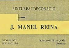 Pintures i Decoració J. Manel Reina