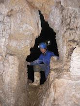 Cueva del Escalón