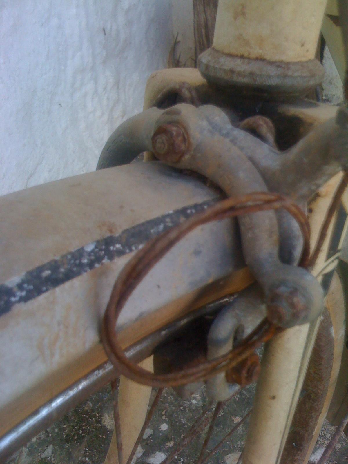Bicicleta clásica - Peugeot movesa