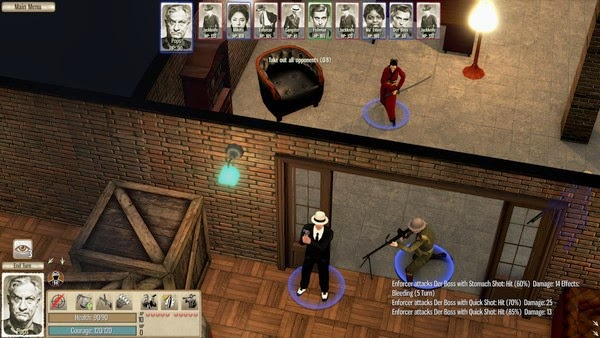 Omerta The Japanese Incentive screenshots