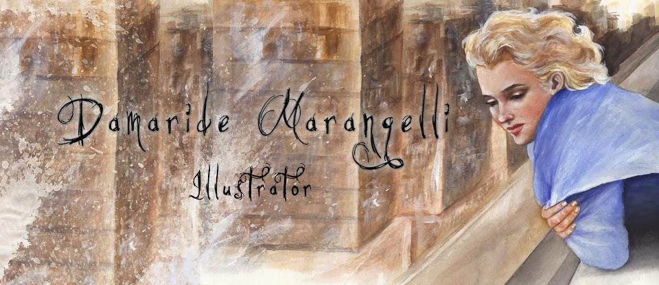 Damaride Marangelli Illustrator