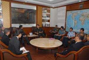 Kemhan : 1000 Unit Truk Militer untuk TNI