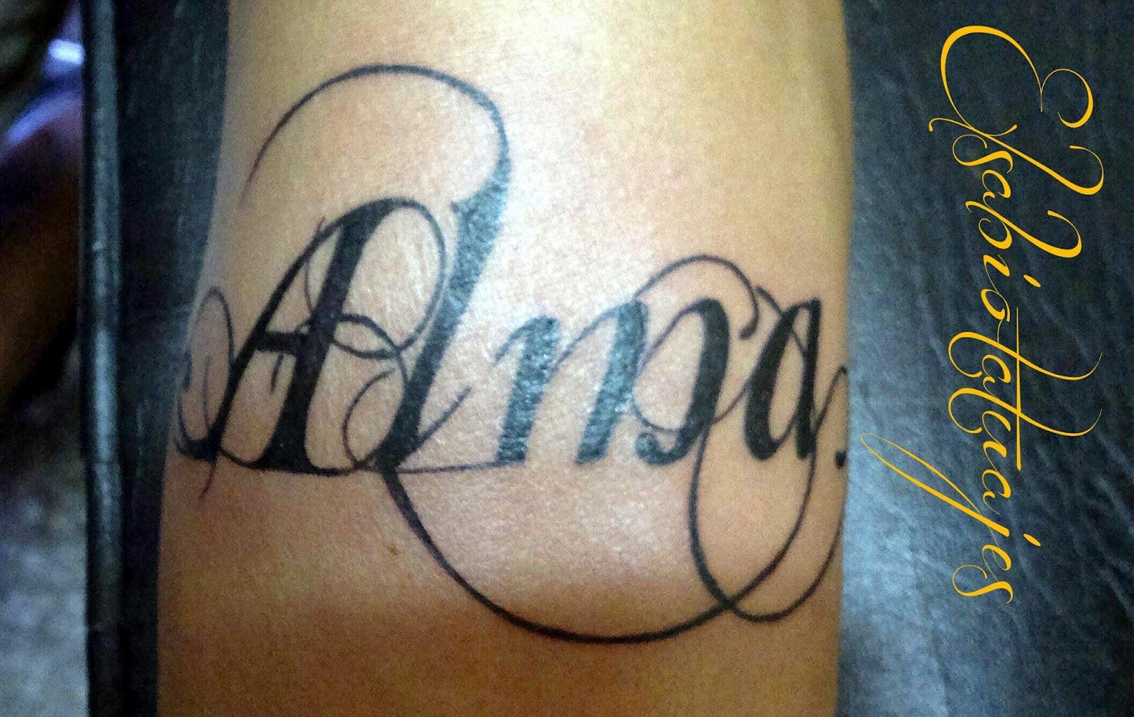 Tattoo santafe el sabio tatuajes tatuaje nombre alma - Tattoo chiffre ...