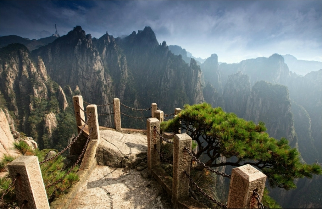 Pix Grove: Huangshan or Yellow Mountain
