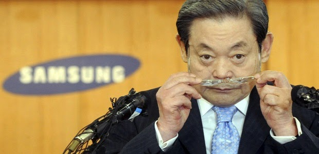Samsung Head Stable After Heart Attack