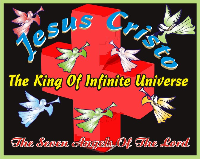 Jesus The King Of Infinite Universe
