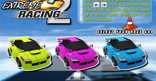 Play Free Extreme Racing 2 Game Online