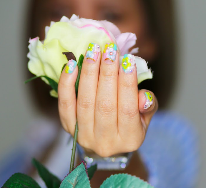BEAUTY}: J\'S NAIL SALON | CrystalPhuong- Singapore Fashion and ...
