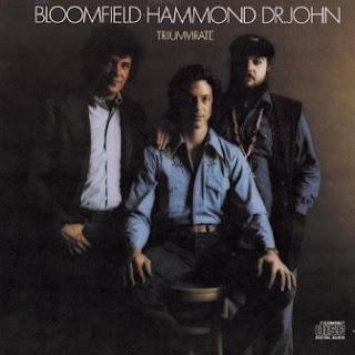Mike Bloomfield - Triumvirate 1973