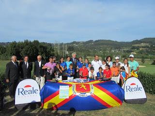 Campeonato España Sub 16 Pitch & putt en Deva Golf