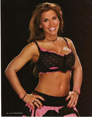 Mickie James - Female Wrestling
