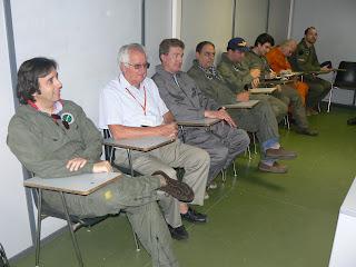 Grup de pilots de l'FPAC.