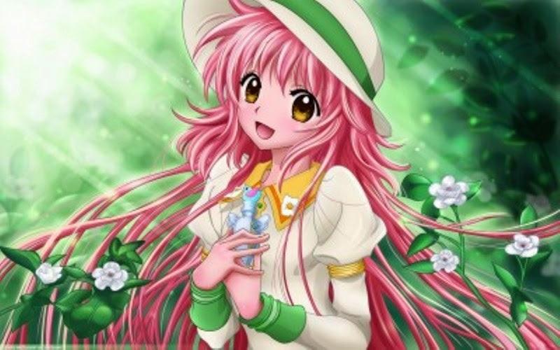 Anime cantik perempuan jepang gratis