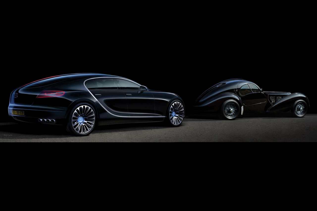 bugatti 16c galibier concept supercar original. Black Bedroom Furniture Sets. Home Design Ideas