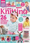 ♥ Love Knitting for Baby....