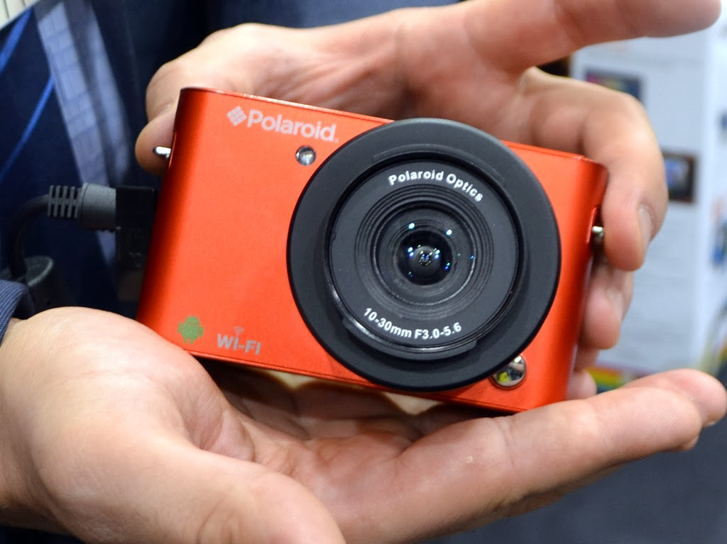 Cámara Polaroid iM1836 con Android