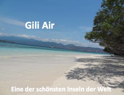 Gili Inseln - Indonesien