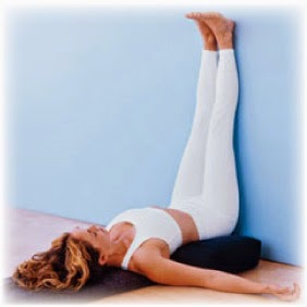 Viparita Karani (Legs up the Wall Pose)