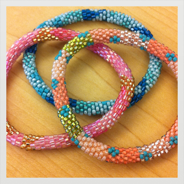 This Month Is Mae Movement They Bracelets Made By Nepalese Women In The Katmandu Valley Here S A Little About Charity